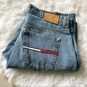 Vintage Tommy Hilfiger High Rise Mom Bootcut Jeans